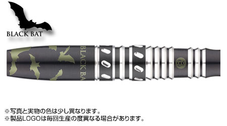 Black Silver Series BLACK BAT ブラック コウモリ